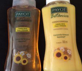 Shampoo e Condicionador Payot Botânico