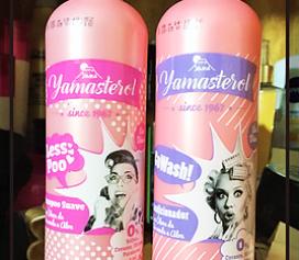 Testei - Shampoo Less-Poo e Condicionador Co-Wash Yamasterol