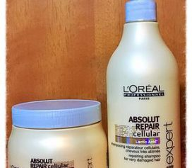 Shampoo e Máscara Absolut Repair Cellular Lactic Acid L'Oréal Professionnel