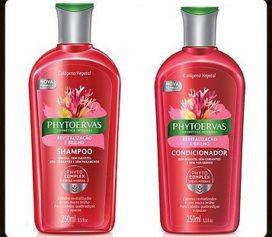 Resenha Shampoo e Condicionador Revitalização e Brilho Phytoervas
