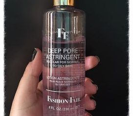Deep Pore Adstringente – Fashion Fair