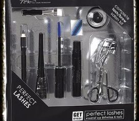 Kit de Maquiagem para Olhos Markwins Perfect Lash