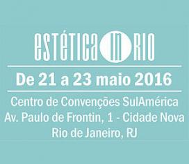 Estética in Rio – 10 anos terá entre os lançamentos, máscaras foto ativadas, aparelho digital que lê a pele em 5s e esmaltes da linha Alcione.