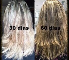 Luminus Hair – Projeto Rapunzel – 60 Dias