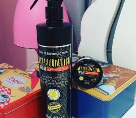 Resenha Anabolizante Capilar Spray - Natumaxx