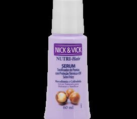 Serum Proteção Térmica e UV da Nick Vick