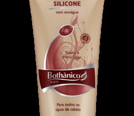 Creme de Silicone Tutano e Filtro Solar Bothânico Hair