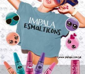 """Impala lança """"Esmalticons"""": a nova coleção de verão da marca"""