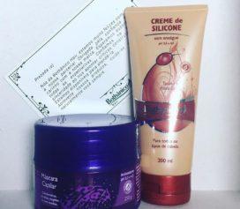 Resenha Violet Máscara da Bothânico Hair