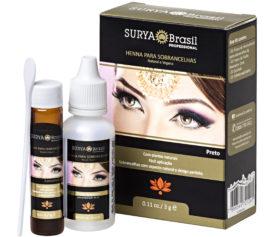 """Beleza saudável e vegana"" - Surya Brasil lança Henna para Sobrancelhas"
