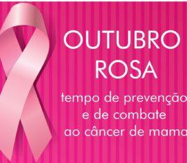 Outubro Rosa - Dicas para Prevenir Câncer de Mama