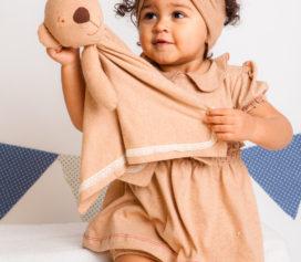 Lançamento linha Organic Baby da Surya Brasil