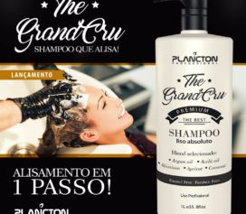 Resenha The Grand Cru – Shampoo Liso Absoluto Plancton
