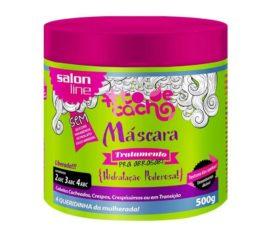Máscara Hidratação Poderosa Salon Line - Tratamento Pra Arrasar - #todecacho