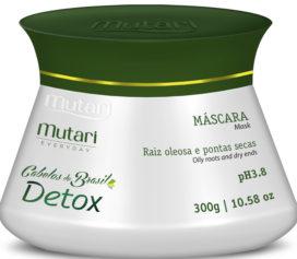 Lançamento Mutari Linha Cabelos do Brasil Detox Everyday.