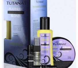 Chega de loiro amarelo! Testei o Kit Tutanat Platinum Blond!
