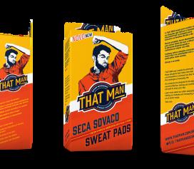 Lançamento That Man – Seca Sovaco!