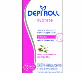 DepiRoll – Linha de depilação para o rosto!