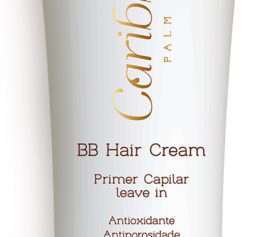Primer Capilar BB Hair Cream Caribbean Everyday da Mutari.