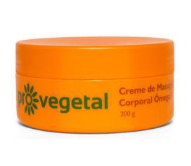 Pro Vegetal Creme de Massagem Corporal Ômega 7 da Extratos da Terra