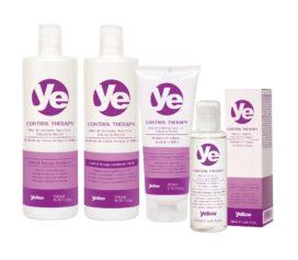 Lançamento Yellow - Ye Control Therapy, reduz o volume e nutre os fios!