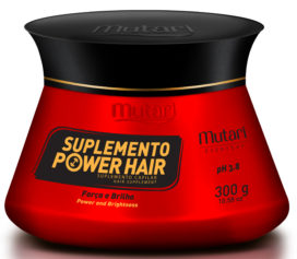 Lançamento Suplemento Power Hair Everyday da Mutari.