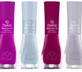 Dailus lança coleção Atrás do Arco-Íris!