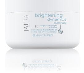 Jafra Cosméticos lança Hidratante Facial Noite Efeito Clareador para uma aparência renovada.