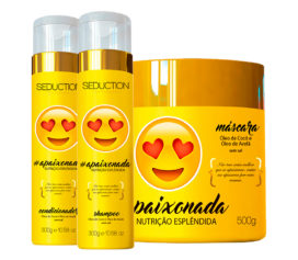 Resenha Kit Seduction #Apaixonada