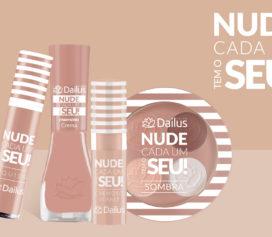 Qual é o seu Nude? Dailus apresenta coleção inspirada em tons de pele!