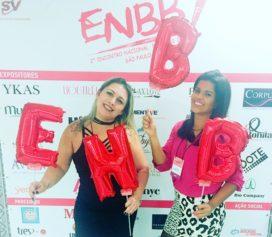 #ENBB2017 , Eu fui!