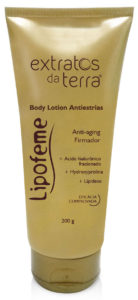 Lipofeme Body Lotion Antiestrias