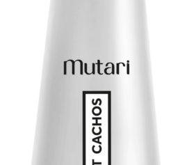 Lançamento Mutari - Condicionador de Limpeza Co Wash para cabelos cacheados.