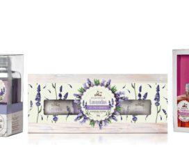 Memphis lança kits perfumados para presentear no Dia das Mães.
