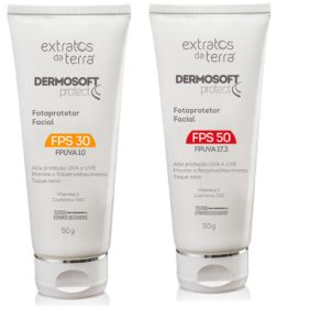 Dermosoft Protect Fotoprotetor Facial