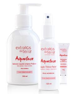 Linha Aquaface Antiacne