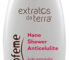 Lipofeme Nano Shower ajuda a reduzir as medidas!