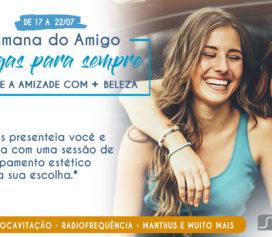 Siluets Estética lança campanha Amigas para Sempre!