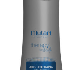 Therapy Everyday SOS Scalp da Mutari regula as glândulas sebáceas enquanto hidrata.