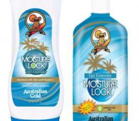 Tan Extender Moisture Lock, cuida da pele para garantir um bronzeado incrível!