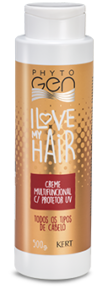 Creme Multifuncional I love my hair
