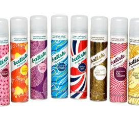 Shampoo seco Batiste: saiba como usar o produto da maneira correta.