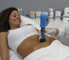 Crioshock é o novo tratamento da Siluets Estética.