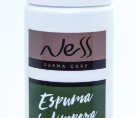 Espuma de Limpeza Facial é o lançamento da Ness Derma Care.