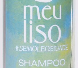 Salon Line lança Shampoo A Seco Meu Liso! #Semoleosidade