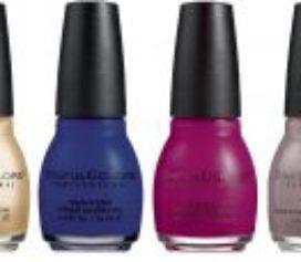 Sinful Colors lança novas cores de esmaltes!