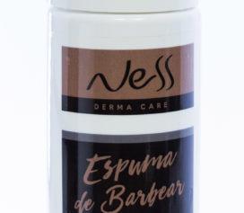 Nova Espuma de Barbear 3 em 1 da Ness Derma Care.