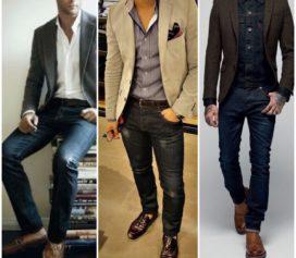 Dicas para eles, diferença entre looks!