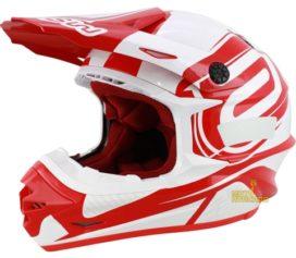 Item importante para os amantes de motociclismo, o capacete.