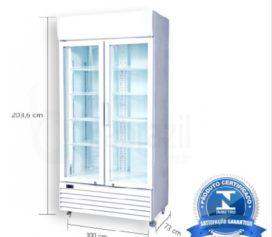 Dica para quem tem comércio, refrigerador expositor de bebidas.